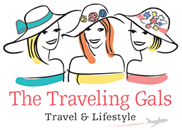 The Traveling Gals - Logo, Brand, Business Card