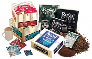 Product Packaging - Royal Select® Brand