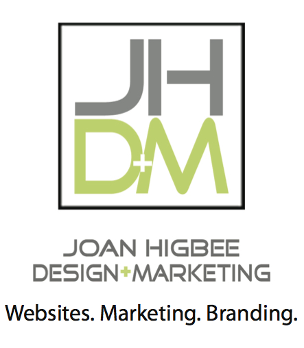 Joan Higbee Design + Marketing Logo