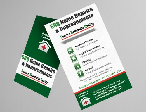 Logo + Brand: Home Repairs