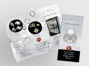Milan's Jewelry Brochure